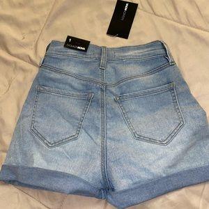 New Fashion Nova Shorts